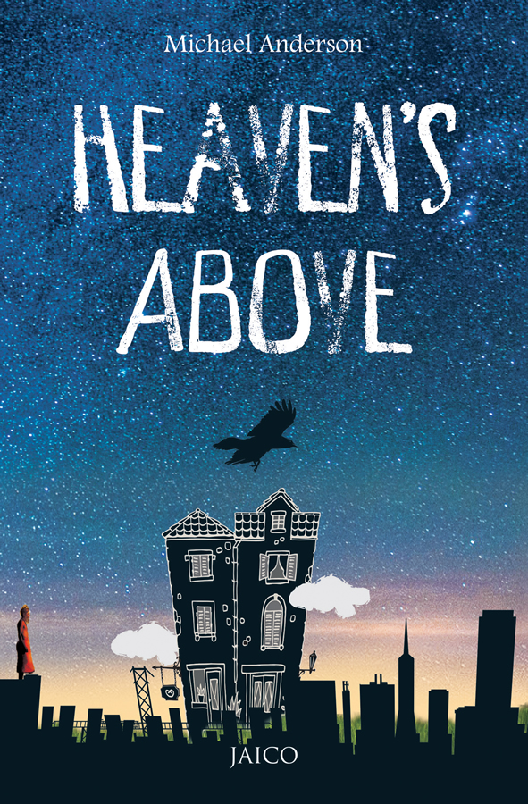 Heaven's Above – Front Cover